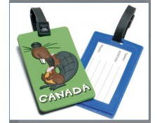 3D Luggage tag